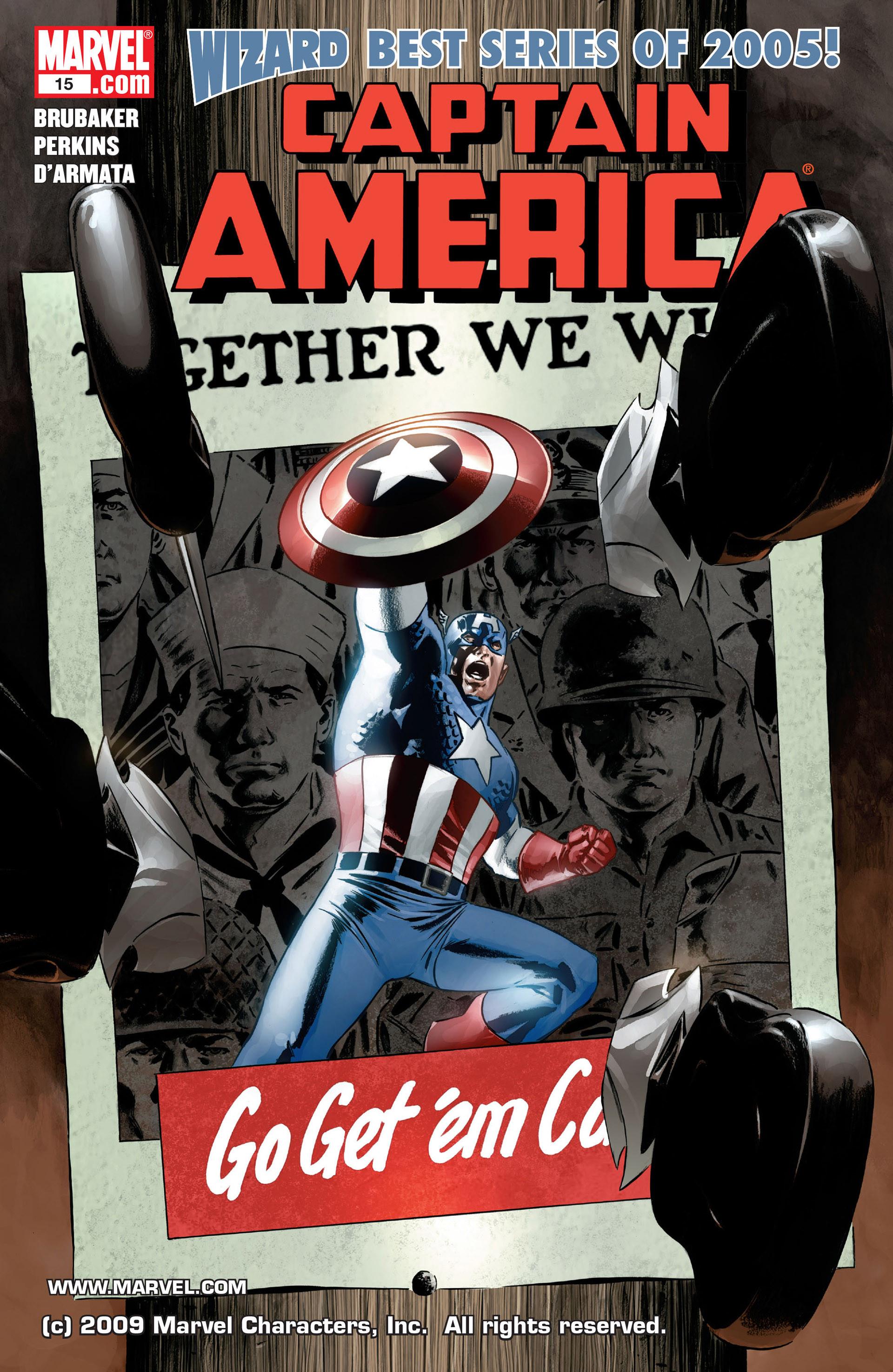 Captain America Vol 5 15
