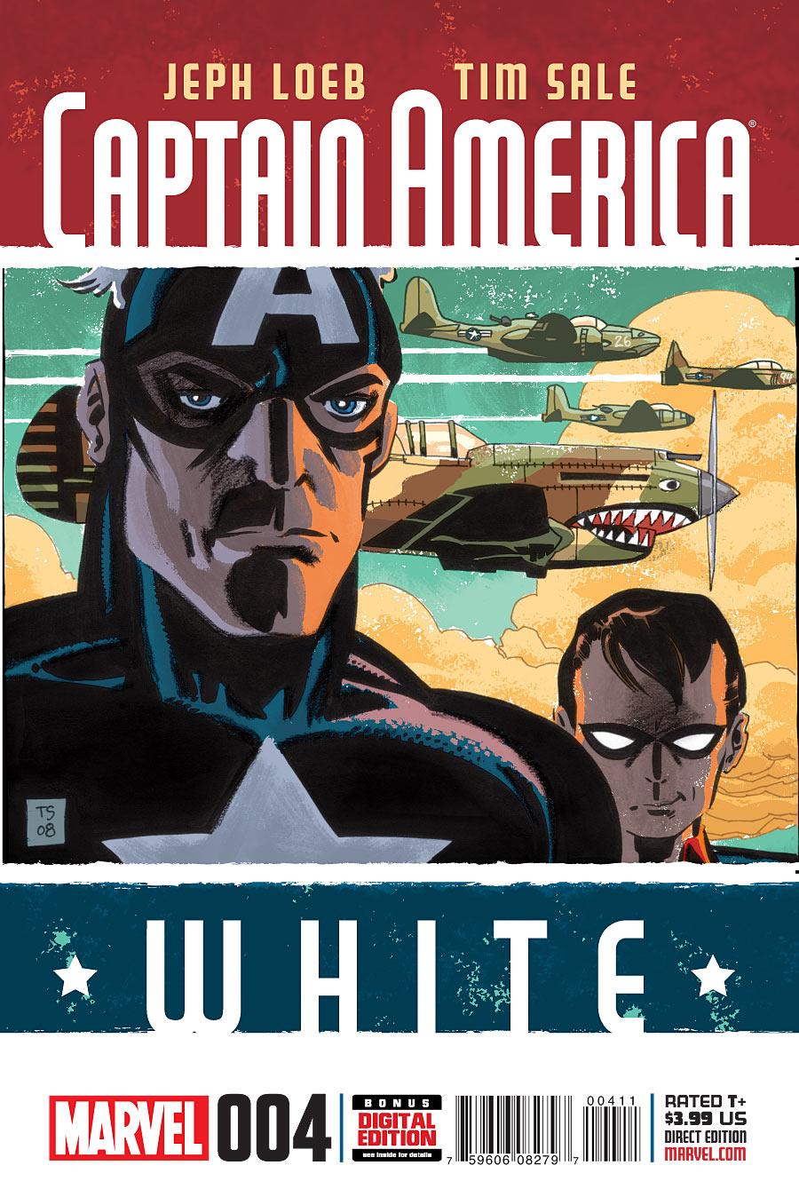 Captain America: White Vol 1 4