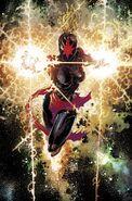 Captain Marvel Vol 10 11 Comicxposure Exclusive Virgin Variant