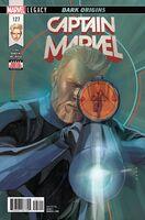 Captain Marvel Vol 1 127