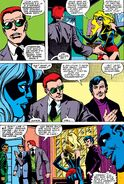 Carol Danvers (Earth-616) and Henry Gyrich (Earth-616) from Avengers Vol 1 183 001