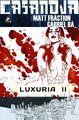 Casanova Luxuria Vol 1 2