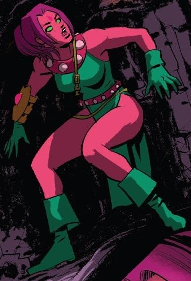 Clarice Ferguson (Earth-61741)