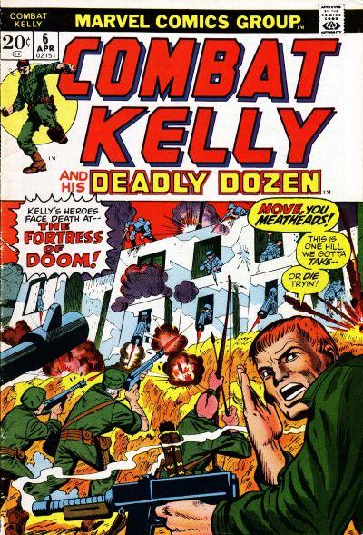 Combat Kelly Vol 2 6