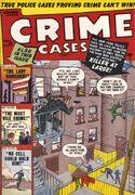 Crime Cases Comics Vol 1 25