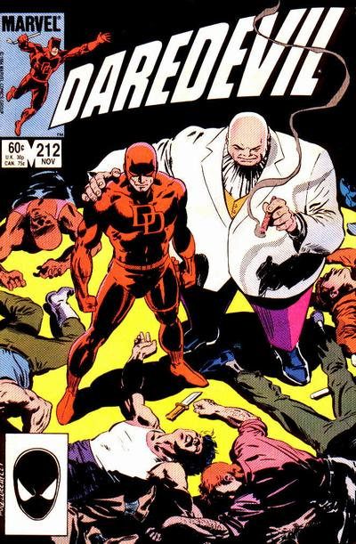 Daredevil Vol 1 212