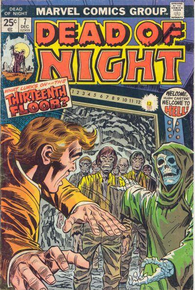 Dead of Night Vol 1 7