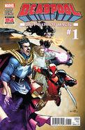 Deadpool Last Days of Magic Vol 1 1
