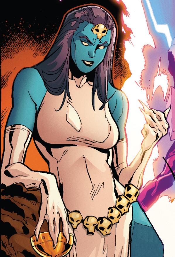 Deathstrique (Warp World) (Earth-616)