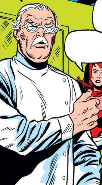 Doctor Donaldson (Earth-616)