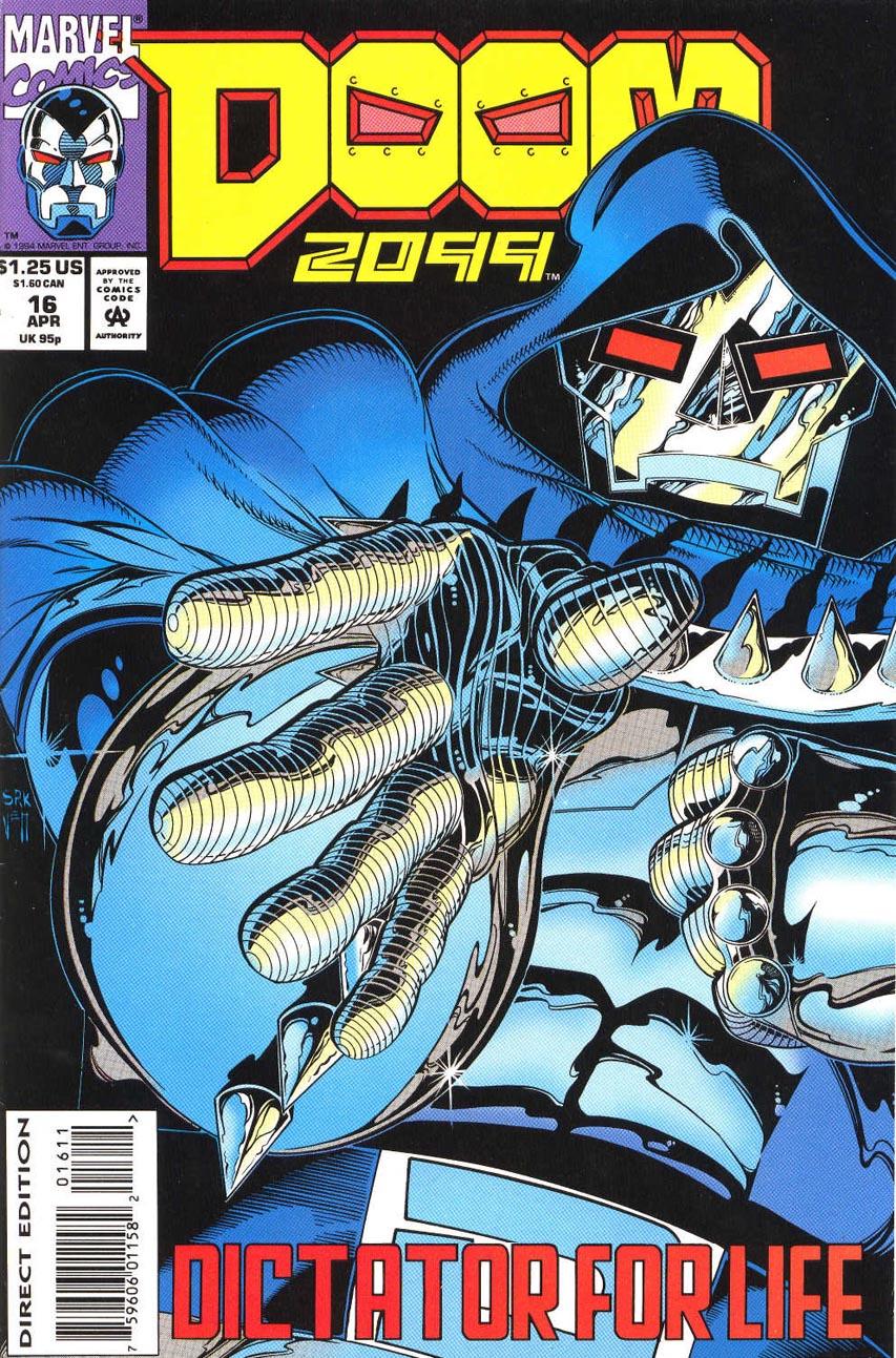Doom 2099 Vol 1 16