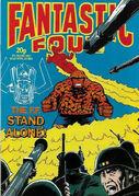 Fantastic Four (UK) Vol 1 29