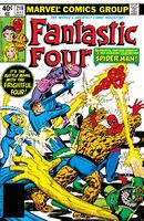 Fantastic Four Vol 1 218