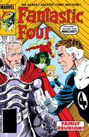 Fantastic Four Vol 1 273