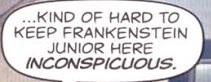 Frankenstein's Monster (Earth-7642)