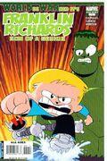 Franklin Richards WORLD be WARned Vol 1 1