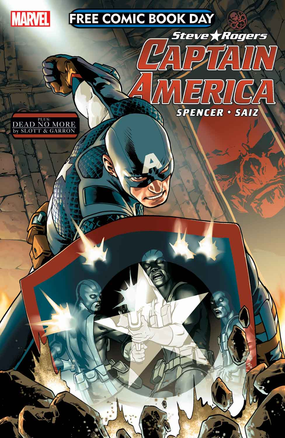 Free Comic Book Day Vol 2016 (Captain America)