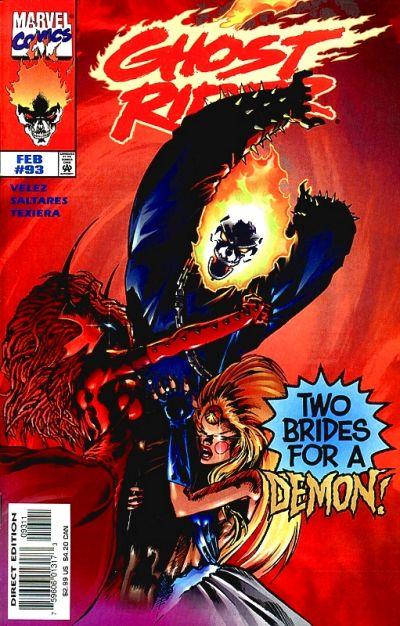 Ghost Rider Vol 3 93