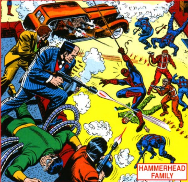Hammerhead Family (Earth-616) from Official Handbook of the Marvel Universe A-Z Update Vol 1 5.png