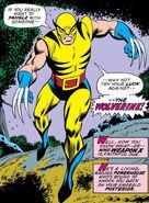 Incredible Hulk Vol 1 180 page - James Howlett (Earth-616)