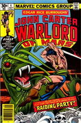 John Carter Warlord of Mars Vol 1 4