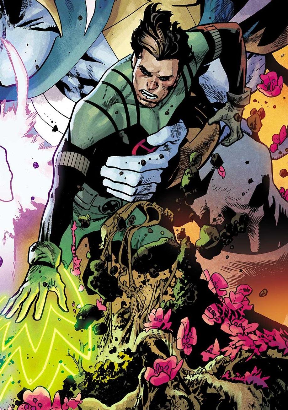 Julio Richter (Earth-616)