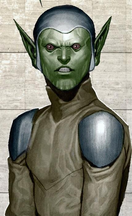 K'eel R'kt (Earth-616)
