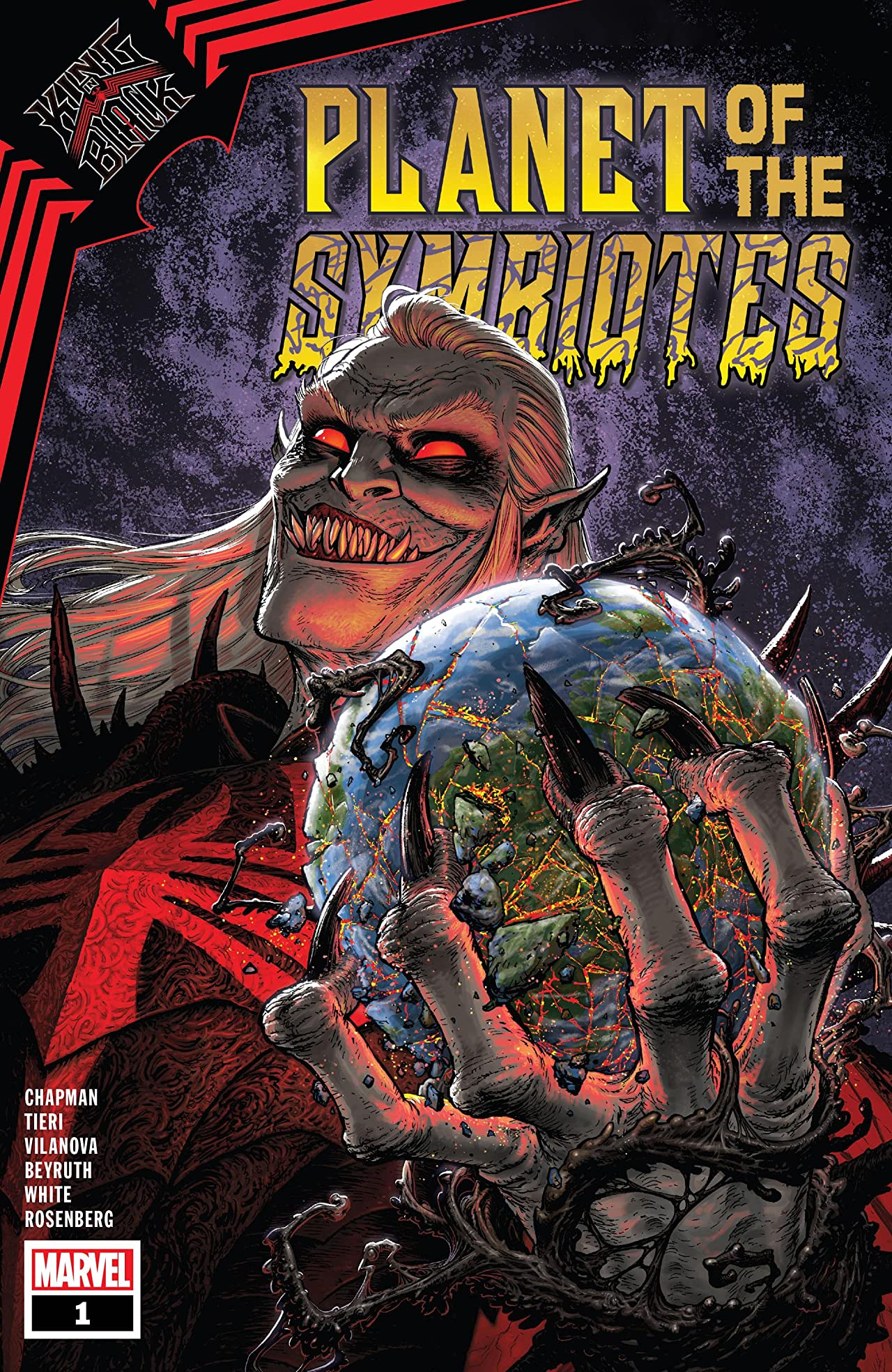 King in Black: Planet of the Symbiotes Vol 1