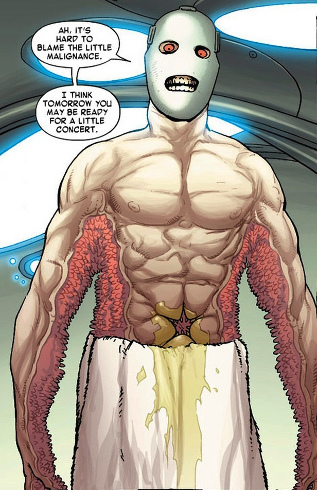 Lemuel Dorcas (Earth-616)