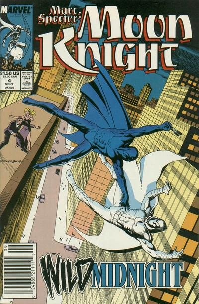 Marc Spector: Moon Knight Vol 1 4