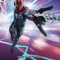 Marvel's Spider-Man: Velocity Vol 1 1