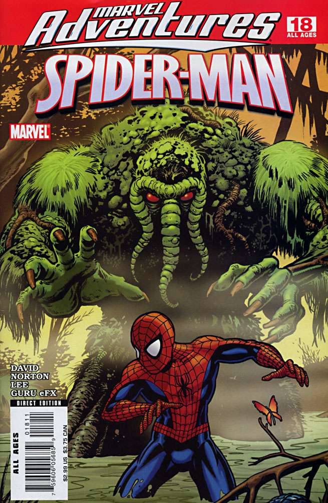 Marvel Adventures: Spider-Man Vol 1 18