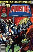 Marvel Classics Comics Series Featuring Moonstone Vol 1 1