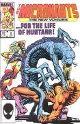Micronauts Vol 2 8