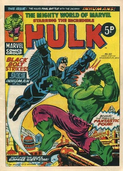 Mighty World of Marvel Vol 1 60