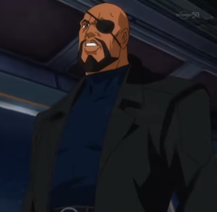 Nicholas Fury (Earth-14042) from Marvel Disk Wars The Avengers Season 1 2 001.png