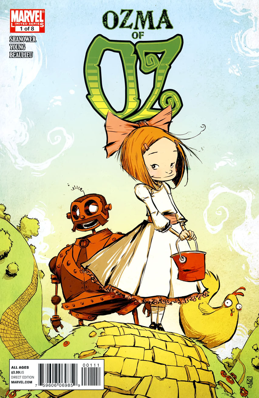 Ozma of Oz Vol 1 1