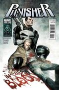 Punisher In the Blood Vol 1 5
