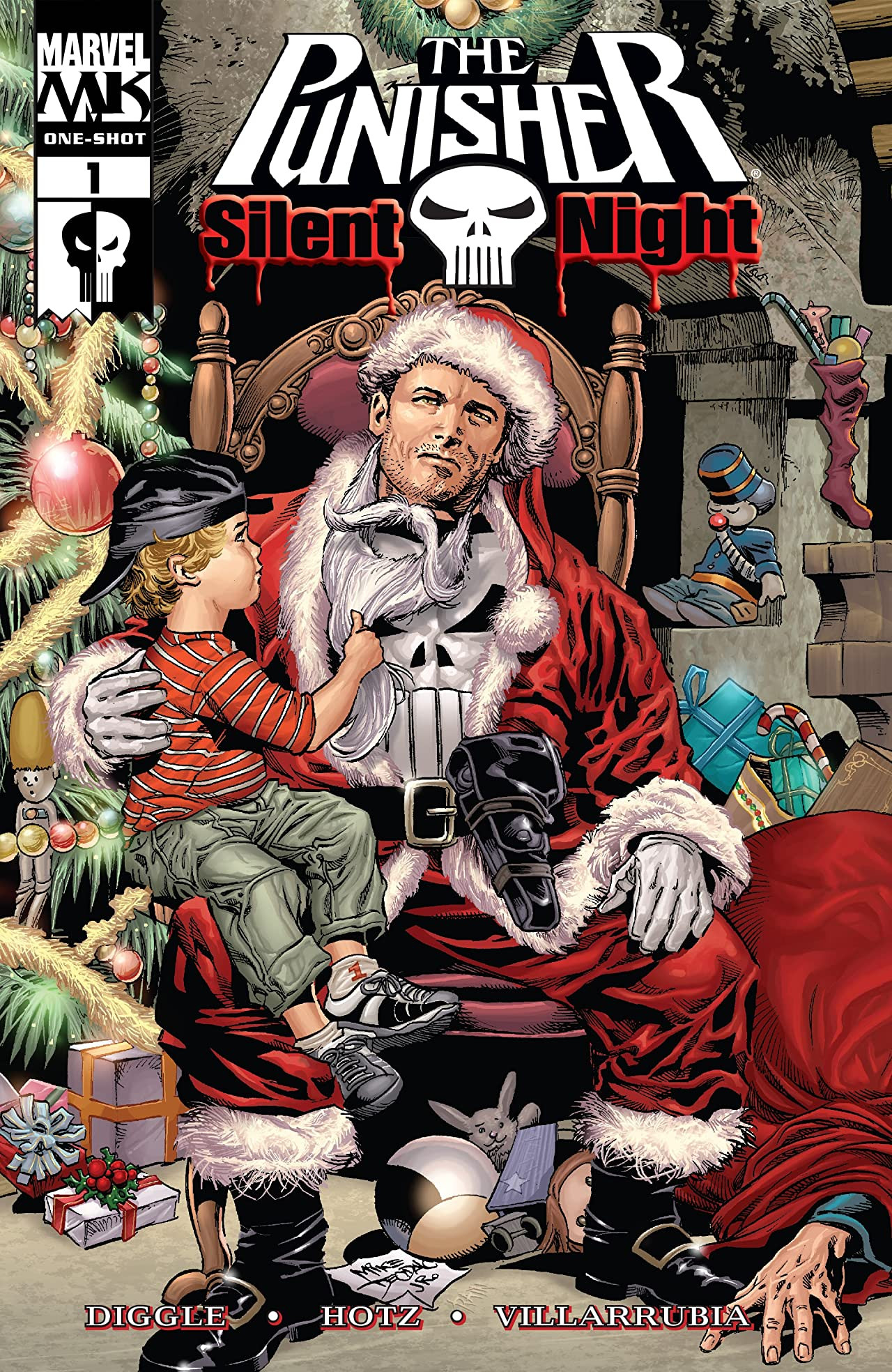 Punisher: Silent Night Vol 1 1