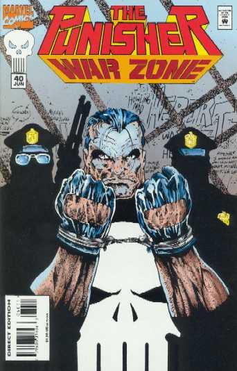 Punisher: War Zone Vol 1 40