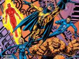 Sentry/Fantastic Four Vol 1 1