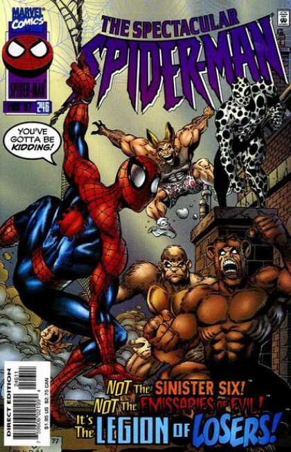 Spectacular Spider-Man Vol 1 246