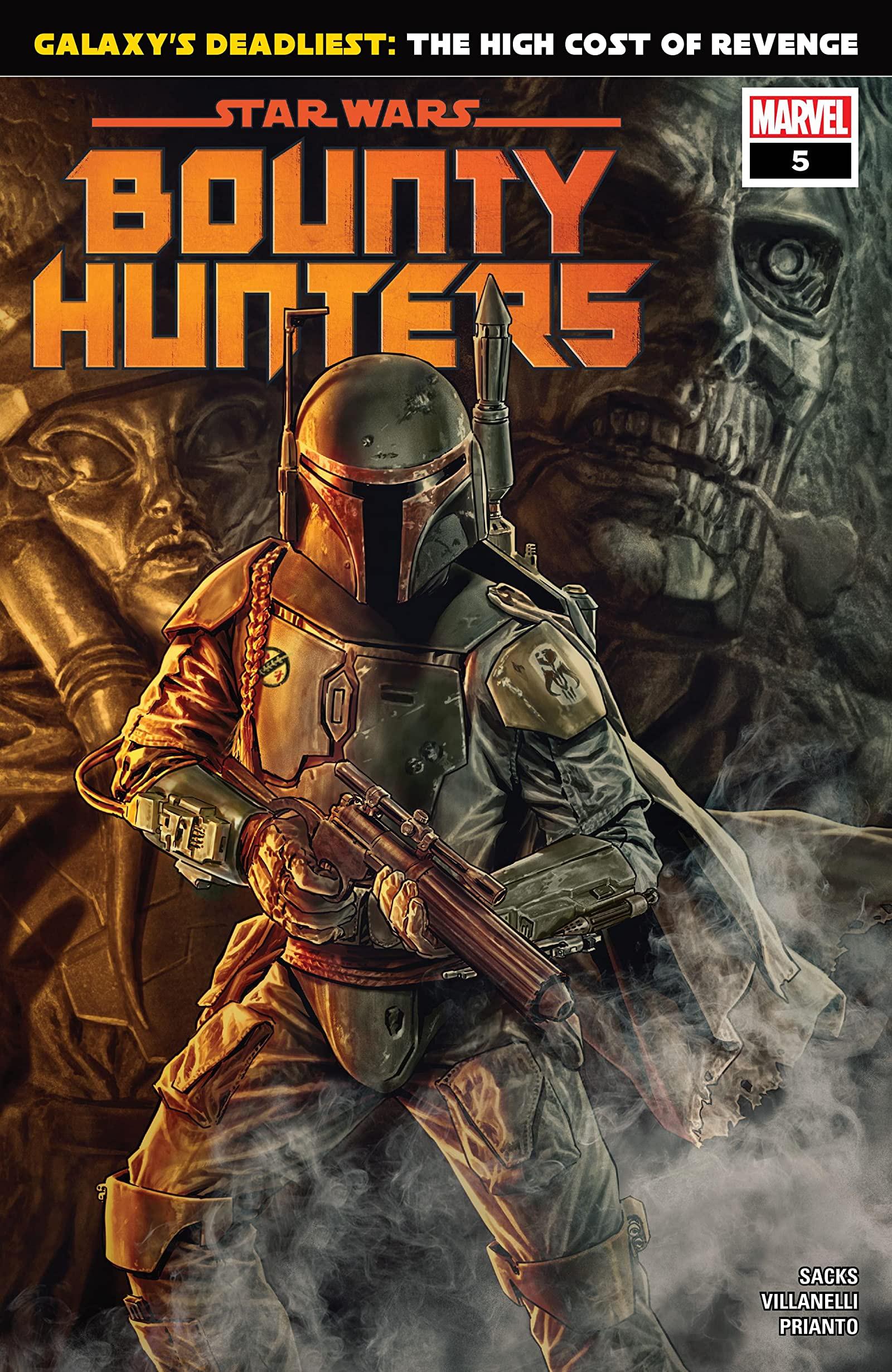 Star Wars: Bounty Hunters Vol 1 5