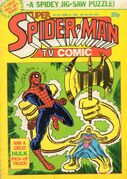 Super Spider-Man TV Comic Vol 1 476