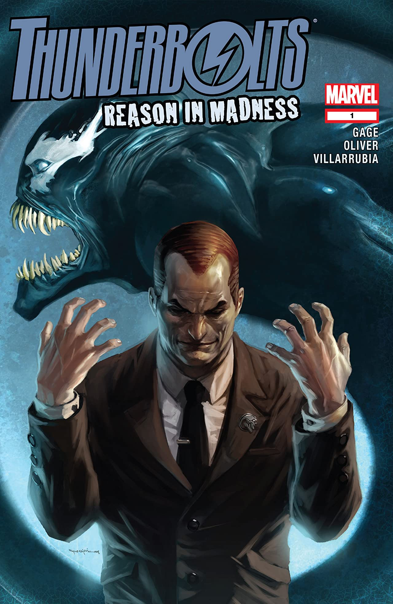 Thunderbolts: Reason in Madness Vol 1 1