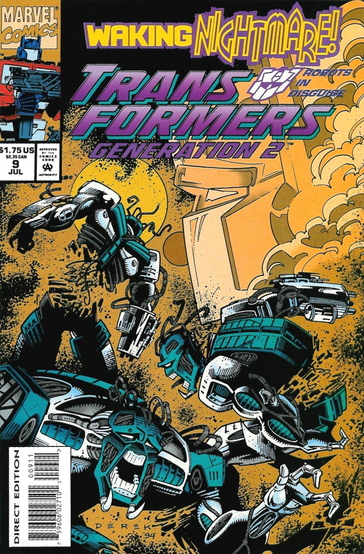 Transformers: Generation 2 Vol 1 9
