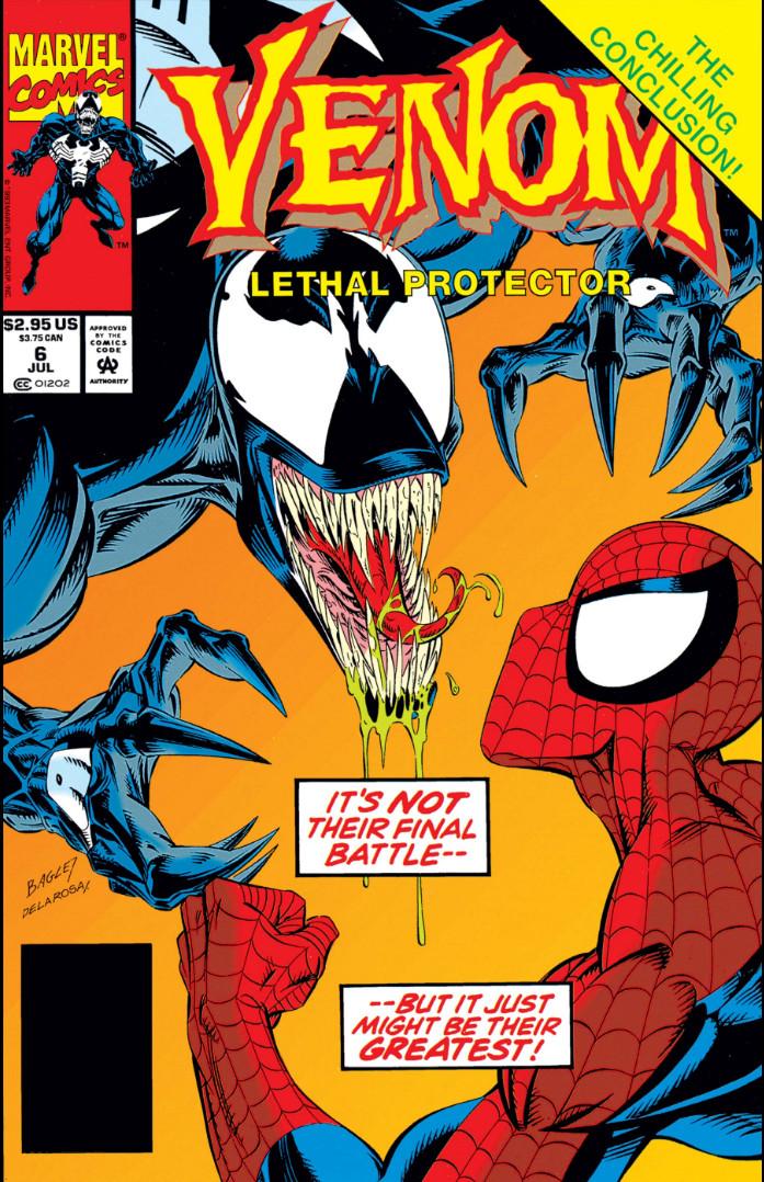 Venom: Lethal Protector Vol 1 6