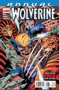 Wolverine Annual Vol 3 1