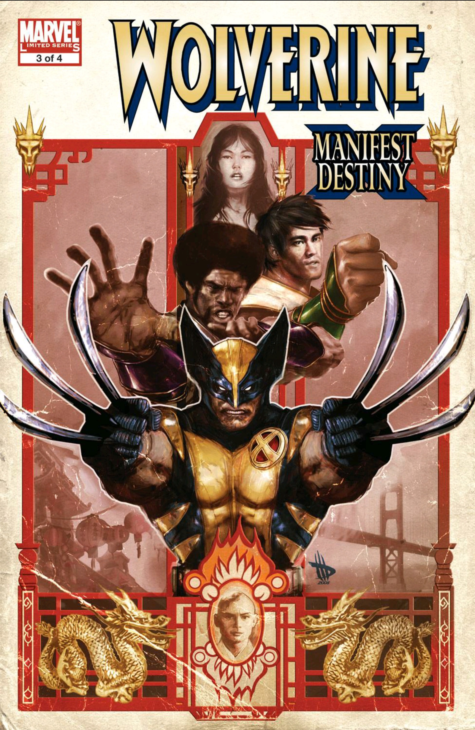 Wolverine: Manifest Destiny Vol 1 3