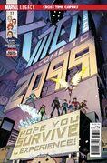X-Men Blue Vol 1 17